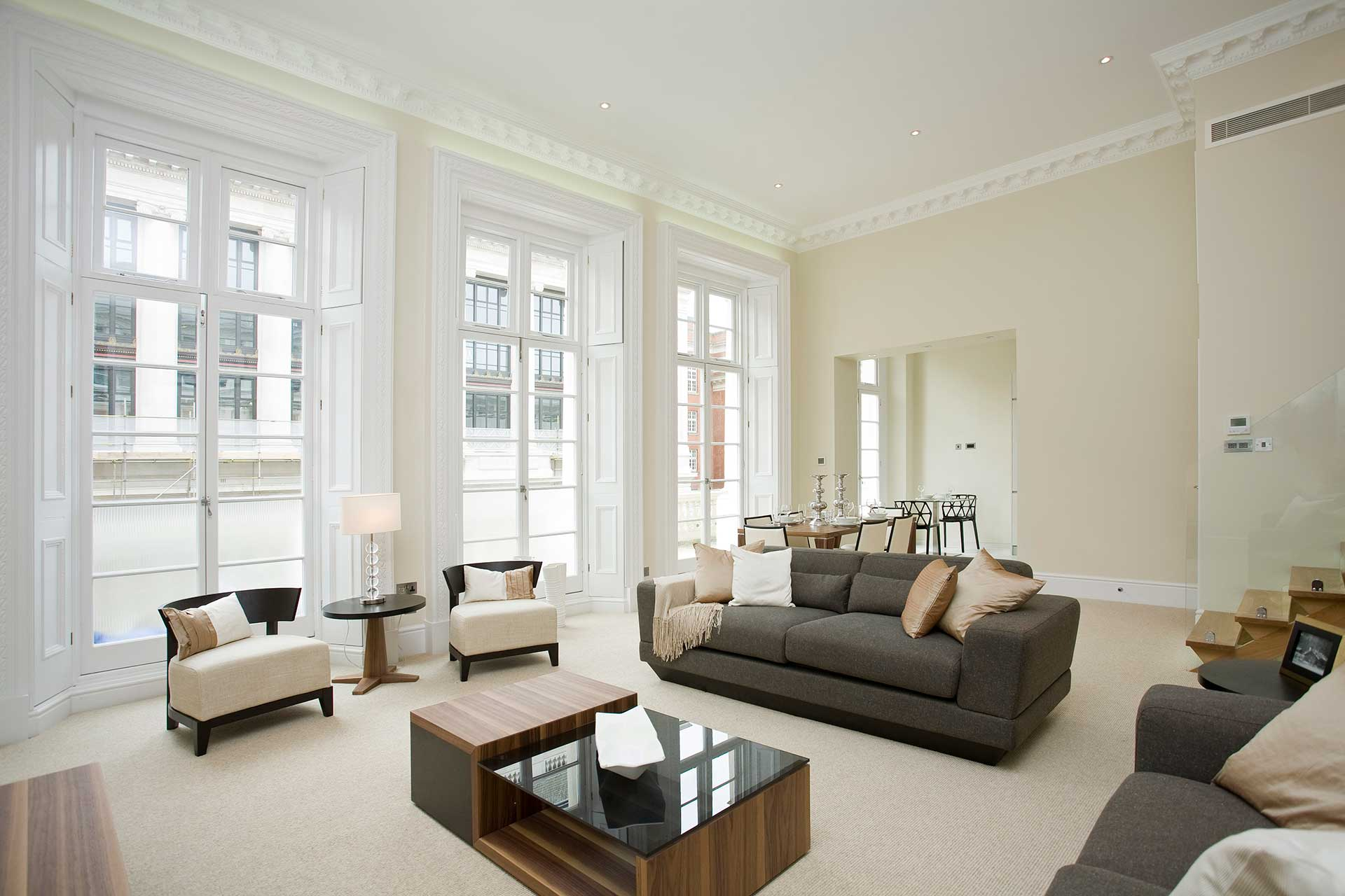 Living Room after Refurbishment