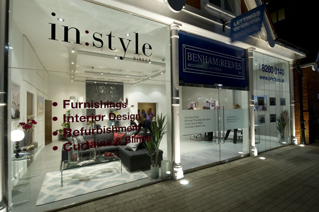 Instyle Direct Ealing Showroom