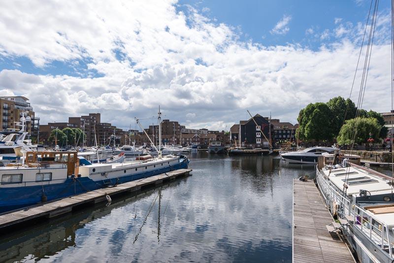 Wapping-London-Dock