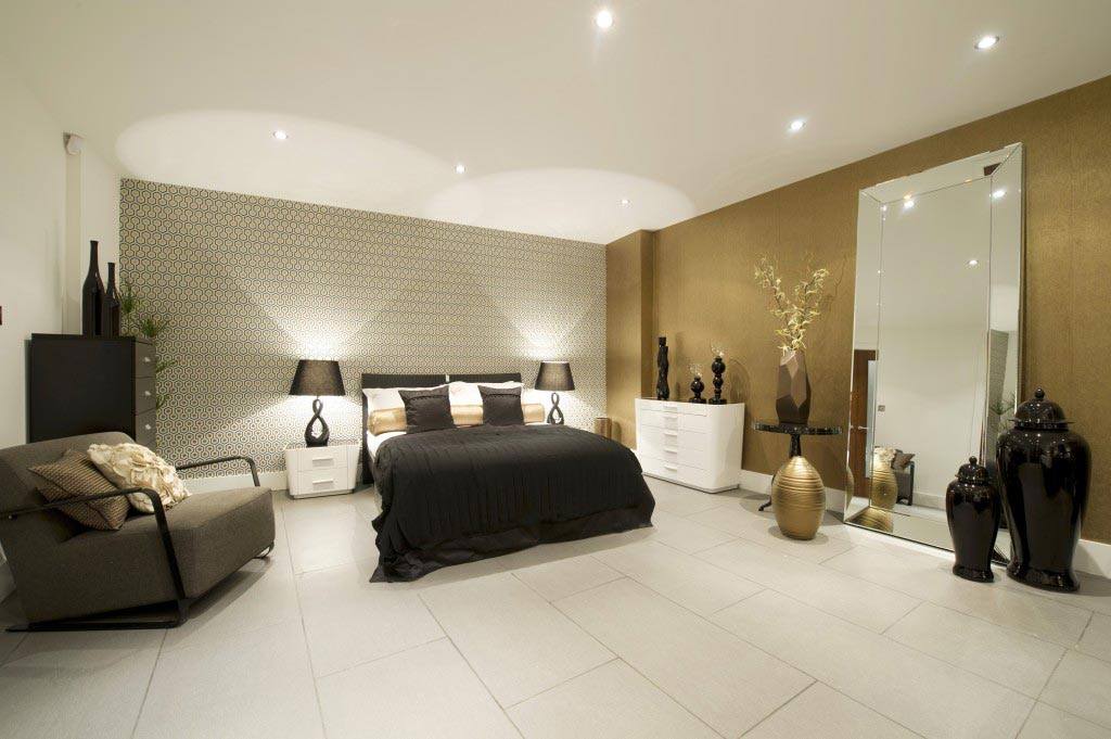 Living Area Desiged by Instyle Direct